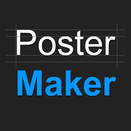 Free Online Poster Maker Postermaker Co Uk